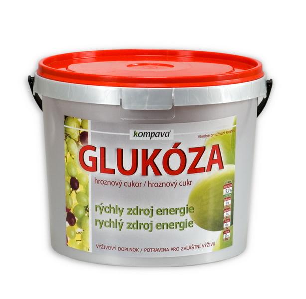 Kompava Glukóza 2000 g.