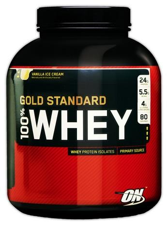 Optimum Nutrition 100% Whey Gold Standard 2,3kg