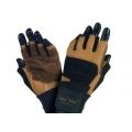 rukavice PROFESSIONAL  hnedé