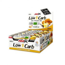 Low-Carb 33% Protein Bar 60g.