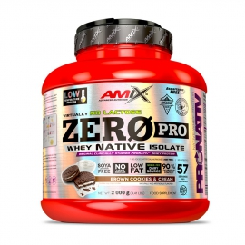 ZeroPro Protein 2000g.