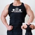 tielko Muscle Aggressive čierne