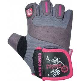 rukavice CUTE POWER ružové