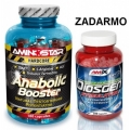 Anabolic Booster 180cps. + Diosgen 100cps. ZADARMO