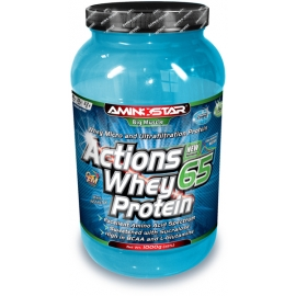 Whey Protein Actions 65 - 1000g.