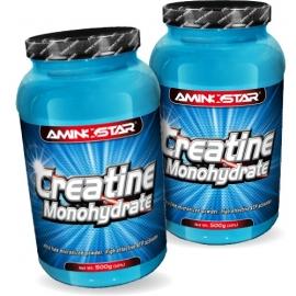 Creatine Monohydrate 500 g + druhý ZADARMO