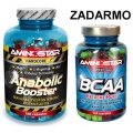 Anabolic Booster + BCAA 120 cps. ZADARMO