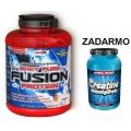 Fusion Protein 2300g. + Creatine 500g. ZADARMO
