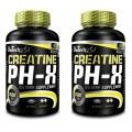 Creatine pH-X 90cps. + druhý ZADARMO
