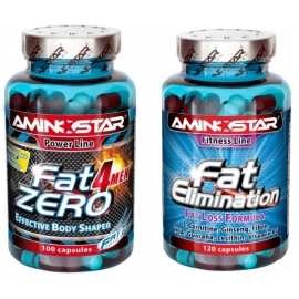 Fat Zero 4 Men 100cps. + Fat Elimination 60cps. ZADARMO