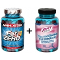 Fat Zero 100cp. + Thermogenius Fat Reducer 90cps. ZADARMO