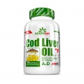 Cod Liver Oil 90cps.