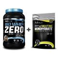 Iso Whey Zero 908g. + Creatine Monohydrate 500g. ZADARMO