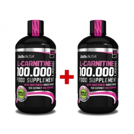 L-Carnitine 100 000 + druhý ZADARMO