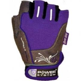 rukavice WOMANS POWER fialové