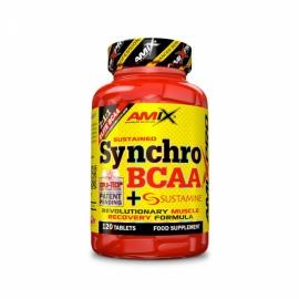 Synchro BCAA + Sustamine® 120tbl.