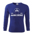 tričko Aminostar modré