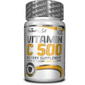 Vitamin C 500mg. 120 žuvacích tbl