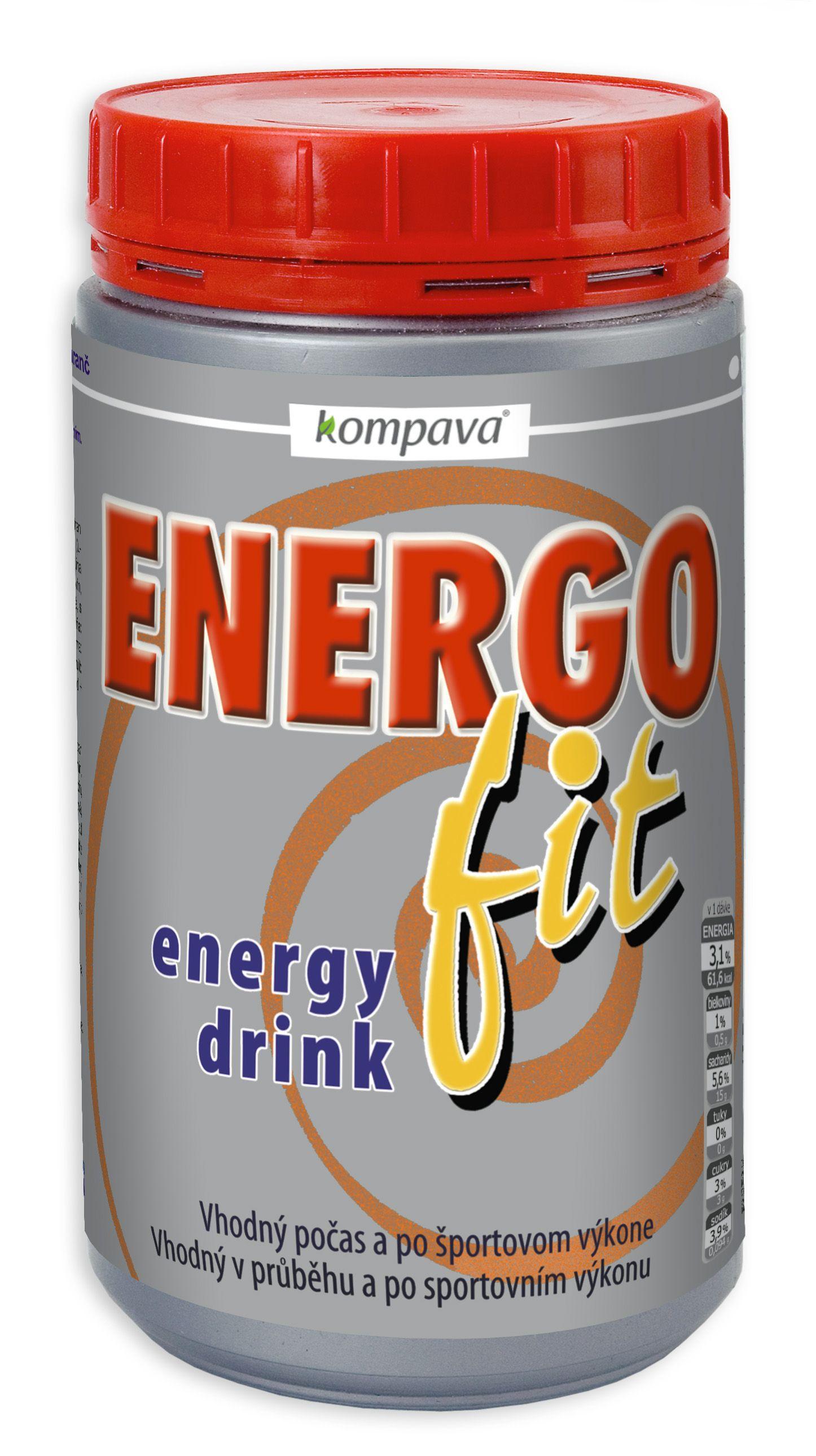 Kompava Energofit 500 g.